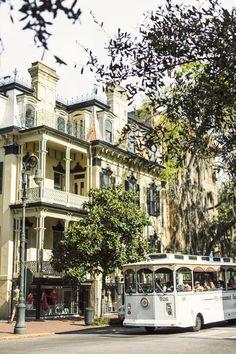 Guide to Savannah