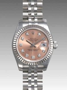 Rolex needs a white face and jubilee bracelet :)