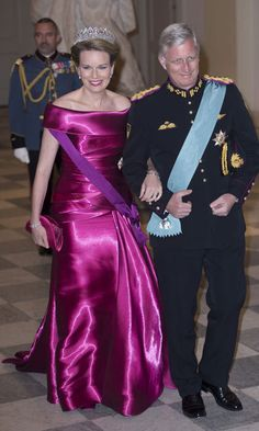 The week's best royal style: Princess Mary, Queen Mathilde, Princess Eugenie