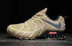 Amiable Nike Air Max Shox 2019 KPU Wolf Grey Black Men's Running Shoes Sneakers