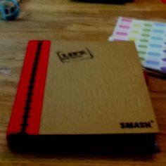 Smash journal cover