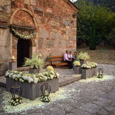 Wedding flowers trikala Greece