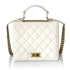 Chanel Rita Quilted Flap Handbag