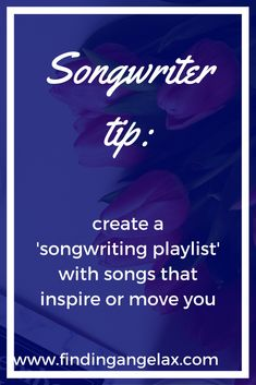 songwriting tip