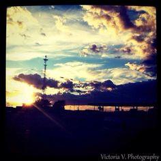 Sunset :)