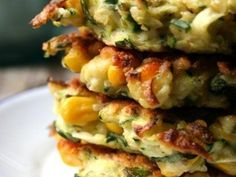 11 OF THE BEST HEALTHY FRITTER RECIPES: CORN + SO MUCH MORE