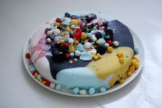 Kanelimaa: fabulous decorated cake