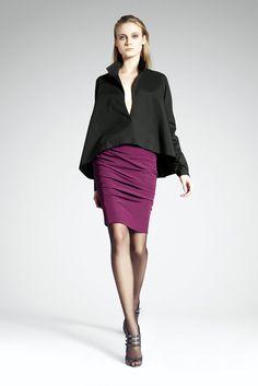 Donna Karan Pre-Fall 2010 Fashion Show - Charlotte di Calypso