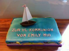 Kommuniontorte / communion cake