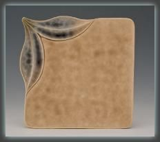 Square Platter by Newman Ceramic Works. American Made. See the designer's work at the 2015 American Made Show, Washington DC. January 16-19, 2015. americanmadeshow.com #platter, #ceramic, #americanmade