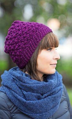 Knitting Patterns Free, Free Knitting, Knit Crochet, Crochet Hats, Slouchy Hat, Beanie Hats, Beanies, Headbands, Knitted Hats