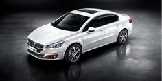PEUGEOT launches the DongFeng Peugeot 508 in China - Peugeot