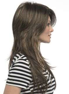 Sheena Lace Front Monofilament Wig by Envy Wigs