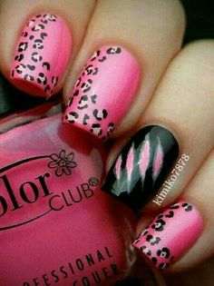 Image about nails in Nail Art Obsession by Get Nails, Love Nails, Pink Nails, Fabulous Nails, Gorgeous Nails, Pretty Nails, Perfect Nails, Manicure E Pedicure, Cute Nail Art
