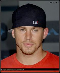 channing tatum. absolutely precious! & i love his name