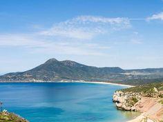 Sulcis Coast near Buggerru