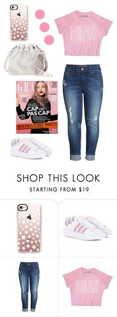 """""""102"""" by murielleazzi on Polyvore featuring Casetify, adidas Originals and Melissa McCarthy Seven7"""
