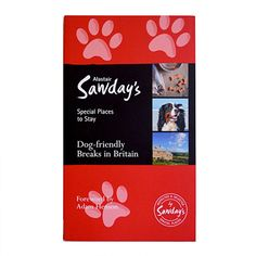 Dog Friendly Breaks in Britain - Alistair Sawday's book on special places to stay with our four legged friends is a great gift for anyone with a dog/s