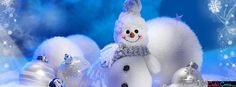 Snowman Cover Facebook Covers