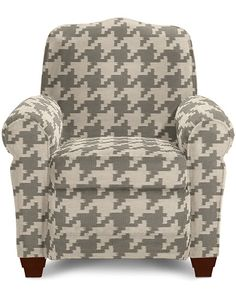 Faris fotel új szövettel