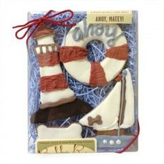 For Tails Only | Pawsome Nautical Treat Set | Dog Treats #fortailsonly | Stacie Marshman Handler FH100 | www.fb.com/paradisepetboutique