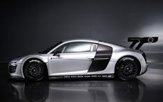 Audi R8 LMS HD Wallpaper