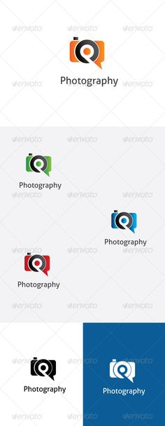 Photography Logo Template. - Symbols Logo Templates