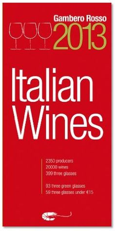 """The main benefit of Italian Wines for most U.S. wine lovers . . . is to broaden one's horizon of the variety of Italian wines."""