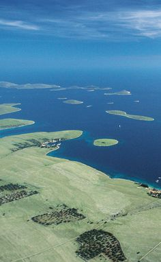 Kornati National Park in Croatia | If you want to go sailing, this is THE place!