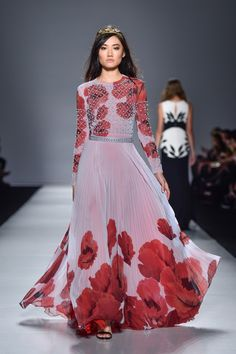 Best of Toronto Fashion Week: The Top Runway Looks - Day 2: Lucian Matis