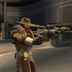 SWTOR Class roles – not sure whether you want to be a tank or DPS? We show you all the roles of each class!