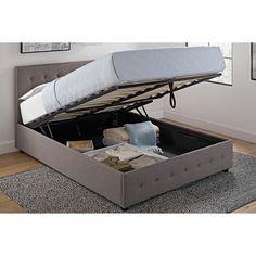 Brayden Studio® Morphis Upholstered Storage Platform Bed