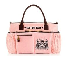 Juicy couture baby bag I ll have to have this one day! Juicy Couture 9eb781205d