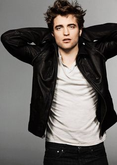 Robert Pattinson.... he actually despises twilight and can't stand edward.  herooo