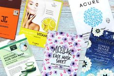 There are plenty of natural sheet masks on the market, but how can you know which ones are the best? We consulted with our in-house beauty expert about which natural sheet masks have great results and fit every budget. Pore Cleansing Mask, Hydrating Mask, Skin Care Regimen, Skin Care Tips, Best Sheet Masks, Aloe Vera Mask, Beauty Consultant, Uneven Skin Tone, Skin Firming