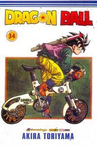 LIGA HQ - COMIC SHOP DRAGON BALL #34 - Dragon Ball - Mangá PARA OS NOSSOS HERÓIS NÃO HÁ DISTÂNCIA!!!