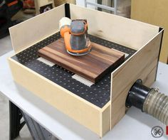 If you liked the video please subscribe to my YouTube channel!Build a DIY Downdraft Table sanding box to eliminate dust while you are sanding your projects. It's a very easy build made from materials you might already have. It's an excellent addition to your shop and your lungs will thank you!You can also see the full blog post at: http://fixthisbuildthat.com/diy-downdraft-sanding-table-box/Tools used: (affiliate) Brad Nailer18V JigsawTablesawCordless drillMiter sawMaterials used…