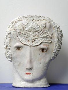 ☥ Figurative Ceramic Sculpture ☥  Claire Loder