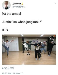 Who doesn't know who Kookie is!? Non-army that's who