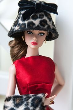 Spicy in Spain by Rebecca Berry, Poppy Parker Fashion Doll.