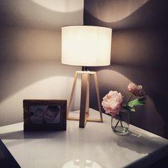 #kmart Lamp And Flower Jar