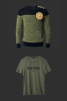 BALMAIN x H&M | H&M SG