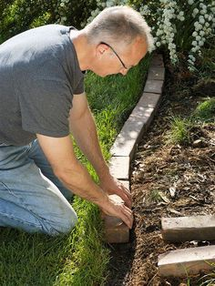 20 ways to add curb appeal, whether youre selling or not. 20 ways to add curb appeal, whether youre selling or not. I want to do every one… 20 ways to add curb appeal, whether youre selling or not. Lawn And Garden, Home And Garden, Garden Beds, Garden Planters, Garden Rake, Garden Soil, Balcony Garden, Bed In Corner, Outdoor Projects