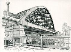 Denver Sketches Paul Heaston - archatlas