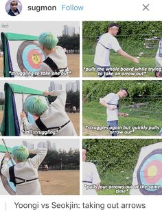 so Jin is actually really strong...just not in the athletic sense...