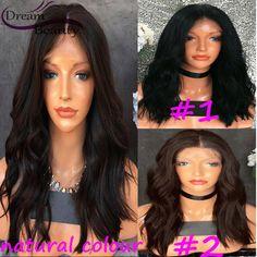 Naturel Vague Brésilienne Vierge de Cheveux Avant de Lacet Perruques Courtes Bob de Cheveux Humains Pleine Dentelle Perruques de Cheveux Humains Pour Les Femmes Noires