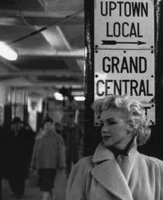 Marilyn Monroe by Ed Feingersh