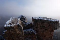 Grand Canyon, USA during Winter