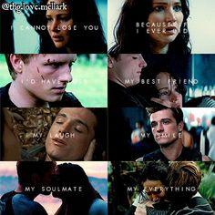 #katniss #peeta #