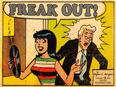 Hoy Sábado, 22:00:  Dj ROGER S. MORGAN presenta 'Freak Out!'